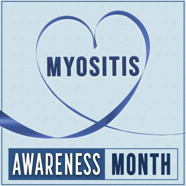 PSG launches collaboration with MSU in recognition of Myositis Awareness Month